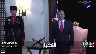 إرادة ملكية بالموافقة على إجراء تعديل على حكومة الملقي - (25-2-2018)