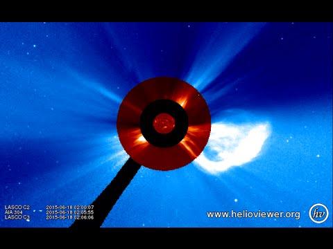solar storm gamma radiation - photo #30