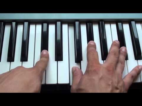 How To Play Little Talks Of Monsters And Men On Piano Youtube