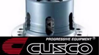 Cusco Type RS Limited Slip Differential / (04-07) Subaru STi GDB- Rear- 1.5 Way (2 Way) - Maperforma