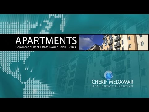 Apartment Buildings and Cherif's Commercial Real Estate Round Table Education
