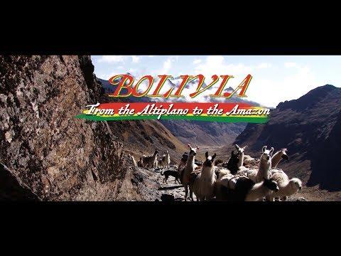 Bolivia  From the Altiplano to the Amazon January 2018