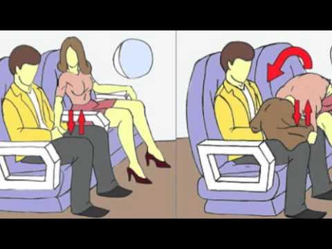 Blowjob on plane