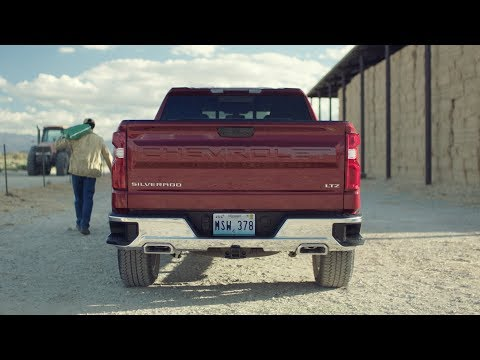 All-New Silverado - Tailgates: Chevy Commercial   Chevrolet