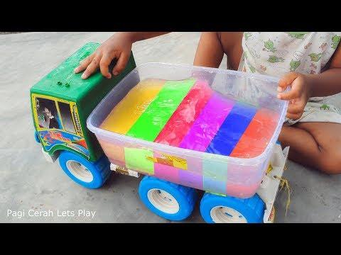 Trucks Slide Water #6