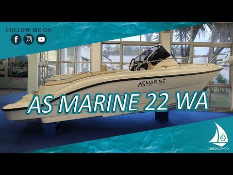 A bordo di AS Marine 22 WA