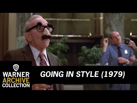 Going In Style (1979) starring George Burns – Fill 'Em Up