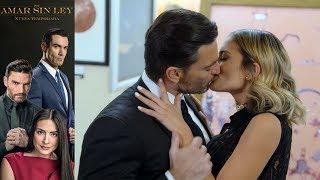 Por Amar Sin Ley 2 - Capítulo 68: Carlos cae ante el encanto de Michelle - Televisa