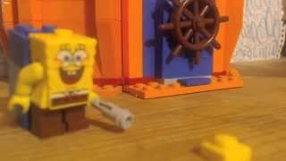 lego spongebob reef blower