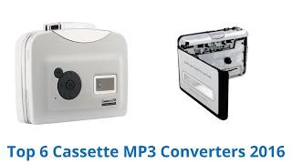 6 Best Cassette MP3 Converters 2016
