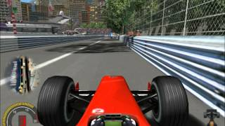 Grand Prix 4 Gameplay (Monaco GP)