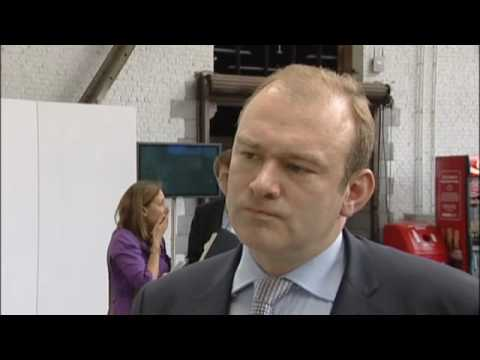 Interview of UK Minister Edward Davey at EBS summit