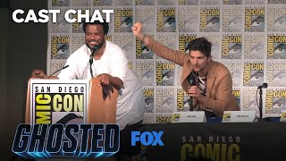 Ghosted Panel At Comic-Con 2017 | GHOSTED