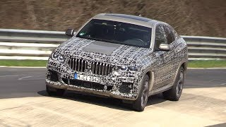 2020 BMW X6 M50i - Exhaust SOUNDS On The Nurburgring!