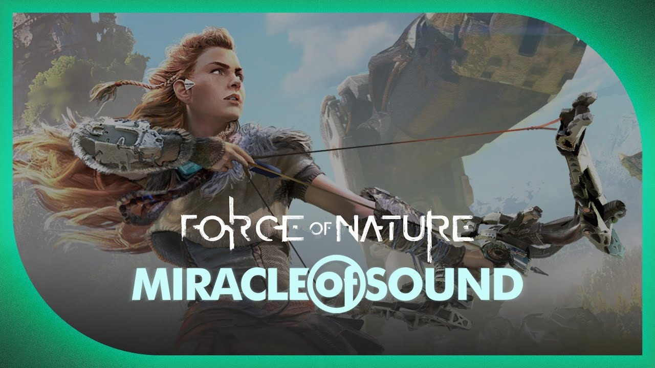 Download HORIZON: ZERO DAWN SONG - Force Of Nature by Miracle Of Sound (Epic World Music)