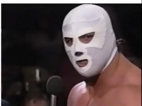 Ver Video de Arcángel Arc Angel & Jonny Smith vs Hart & Brozny, Stampede Wrestling