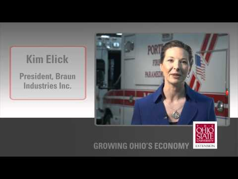 Growing Ohio's Economy: Business Retention and Expansion