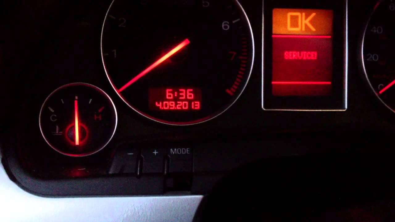 Bad fuel pump? Audi a4 1 8t