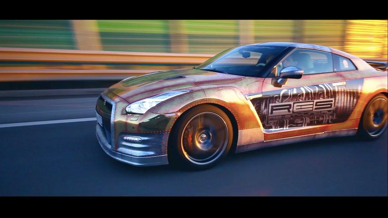 Новый Ниссан Микра Nissan Micra 2014 тест драйв, обзор .