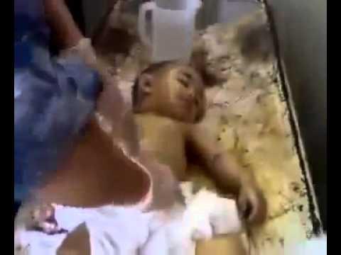 Libya Child Killed in Protest
