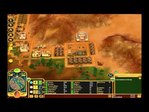 Immortal Cities: Children of the Nile ep.12 city of Abu