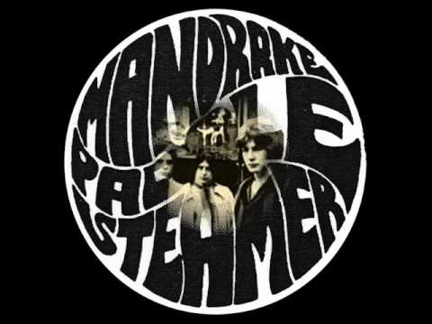 Mandrake Paddle Steamer [UK Psych] Senlac Lament (1968-69)