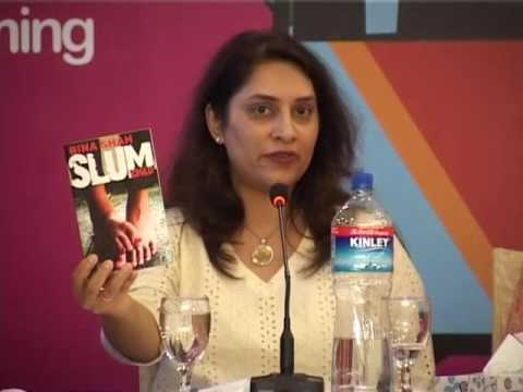 KLF-2011: Book Launch: Slum Child by Bina Shah (5.2.2011)
