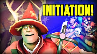 INITIATION! TF2 Tornado, Its Good to be Back, Blessed By Gaben.