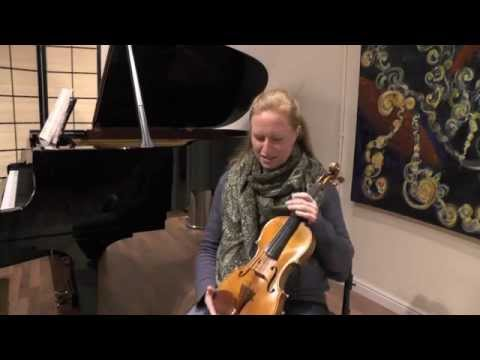 Steinberg Duo discuss Elgar and Sawyers