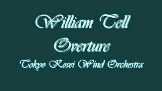 William Tell Overture. Tokyo Kosei Wind Orchestra.