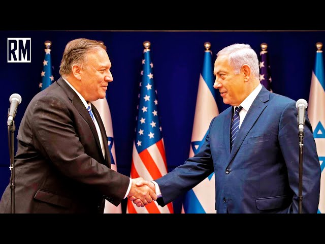 Pompeo: Israel Is A