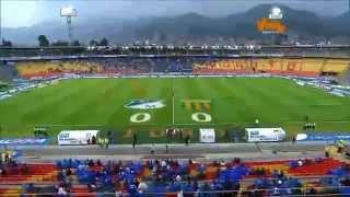 Millonarios vs Envigado (2-1) Fecha 1 Liga Postobón 2014-II