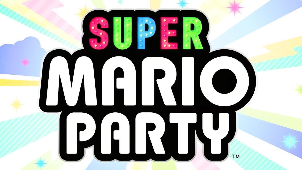 super mario party announcement trailer e3 2018 youtube