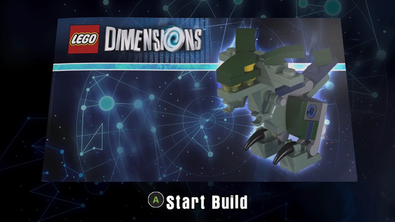 lego dimensions fantastic beasts instructions
