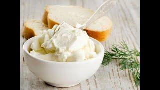 СЫР ФИЛАДЕЛЬФИЯ.Сливочный сыр Филадельфия в домашних условиях  /Cream cheese Philadelphia/