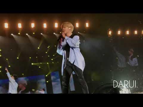 171022 방탄소년단 BTS The wings tour in Taiwan-wings+talk