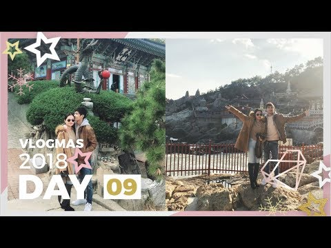 VLOGMAS DAY9: Gala Sa Busan, Korea! | Anna Cay ♥
