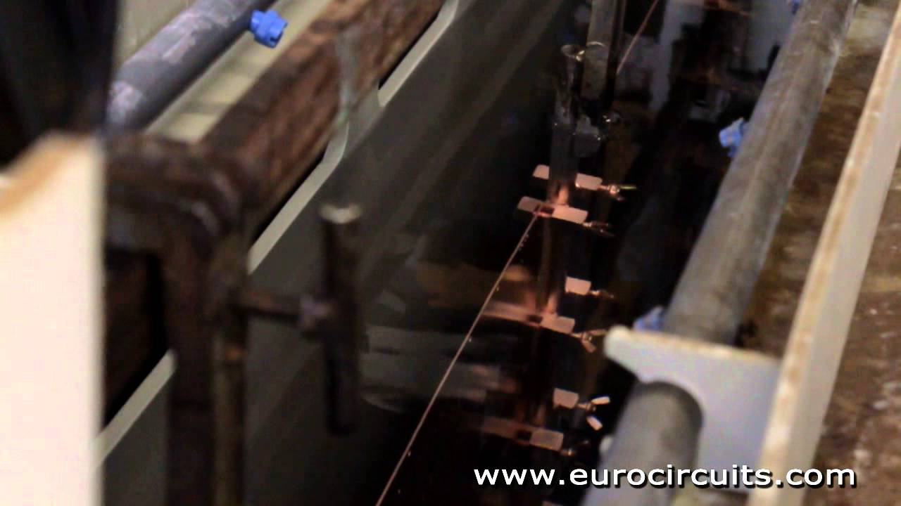 Part 12 - Electroless copper deposition
