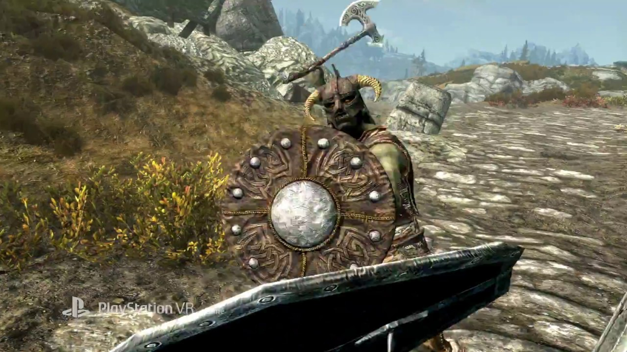 The Elder Scrolls V: Skyrim VR will launch without mod