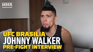 Johnny Walker Unsure if Jon Jones Remains UFC Champ 'if He Keeps Fighting Like That' - MMA Fighting