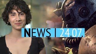 Fallout 76 Beta im Oktober - Neue Xbox wird Streaming-Hybrid - News