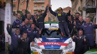 Rally Sanremo 2018 - Peugeot 208 T16 e Paolo Andreucci - Highlights