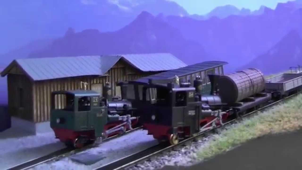 Model Train Racks : Model train h n z rack from ferro youtube
