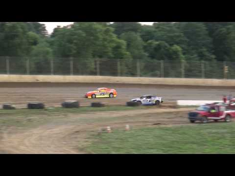 Florence Speedway | 6/24/17 | Hornets | Heat 2