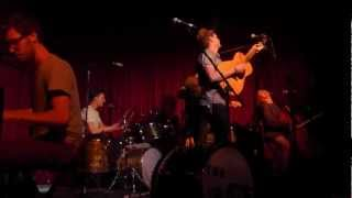 The Lumineers- Big Parade- Hotel Cafe 3/23/12