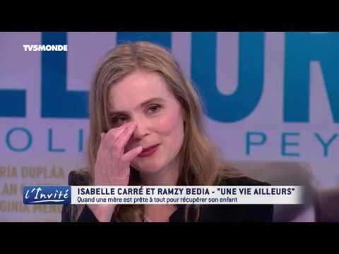 Isabelle CARRE et Ramzy BEDIA :