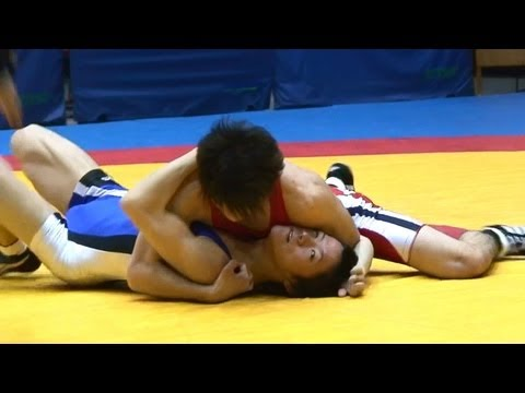 Freestyle Wrestling 55kg - PIN