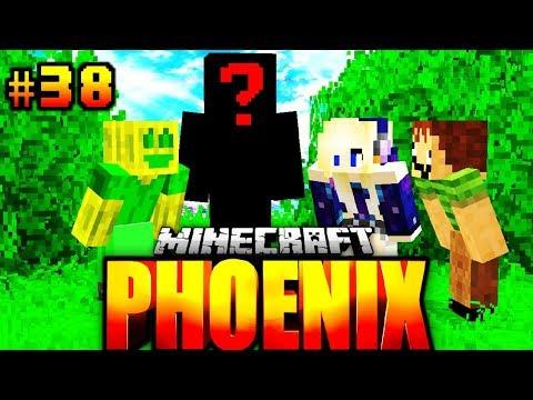 1 GAST besucht DIE PHOENIX WELT?! - Minecraft Phoenix #038 [Deutsch/HD]