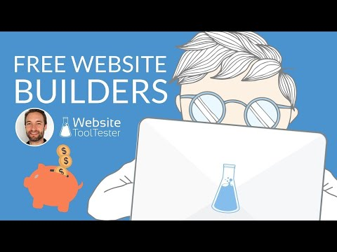 Free Website Builder: Your 4 Best Choices for 2019