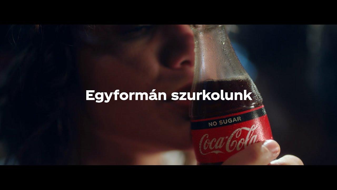 Coca-Cola: A közös rajongás összehoz minket.